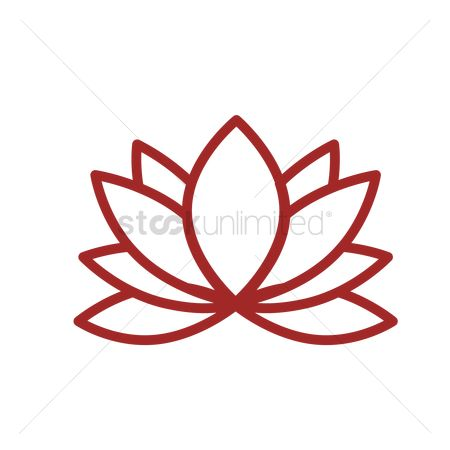 Free lotus flower outline stock vectors stockunlimited 1970242 lotus flower outline lotus flower mightylinksfo