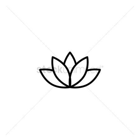 Free lotus flower outline stock vectors stockunlimited 1981142 lotus flower outline lotus flower mightylinksfo