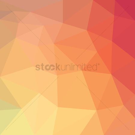 Polygonal : Low poly background