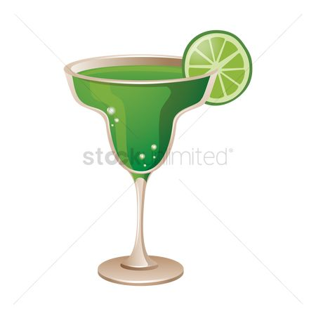 Liquor : Margarita cocktail