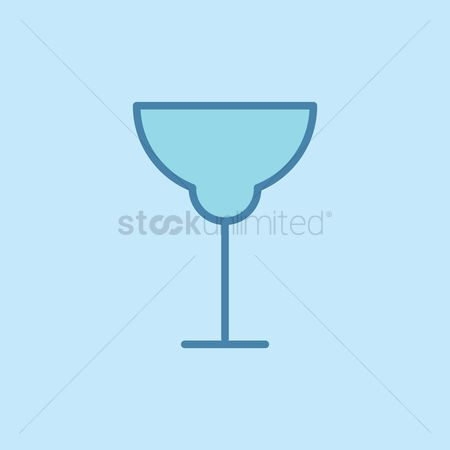 Vessel : Margarita glass