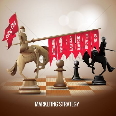 Flag : Marketing strategy