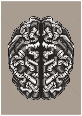 Mechanicals : Mechanical brain