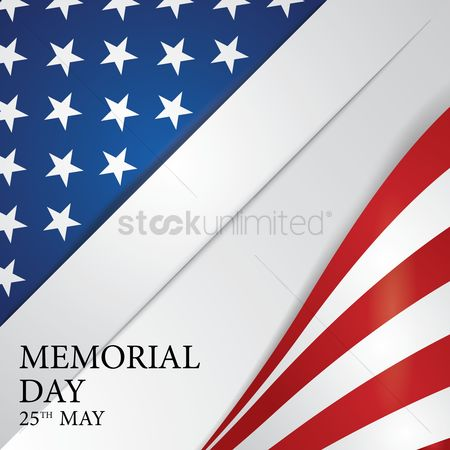 Heroes : Memorial day background