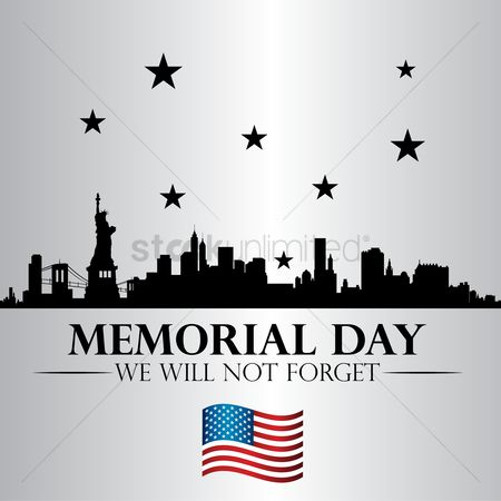 Nation : Memorial day background