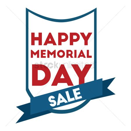 Acknowledgement : Memorial day sale