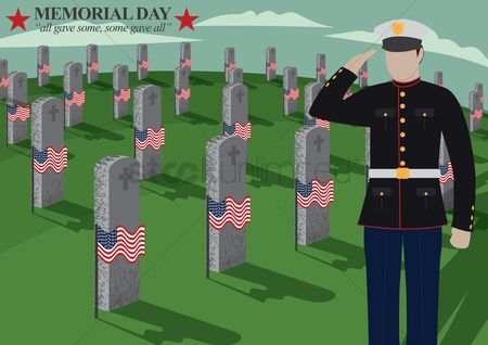 Soldiers : Memorial day wallpaper