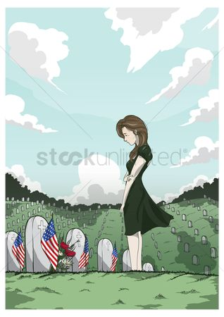 Countries : Memorial day
