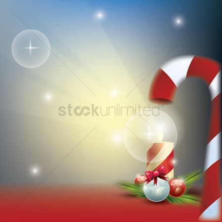 Confectionery : Merry christmas background