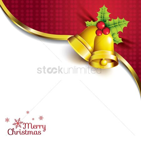 Jingle bells : Merry christmas design