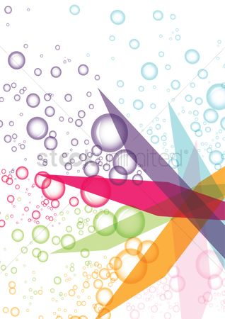 Multicolor : Modern abstract background