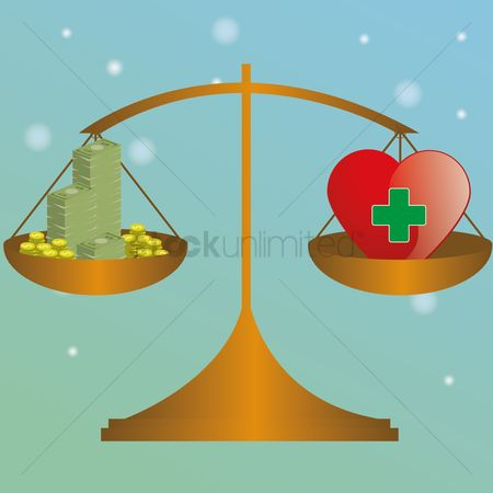 Common balance : Money and health in balance