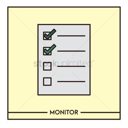 Registers : Monitor
