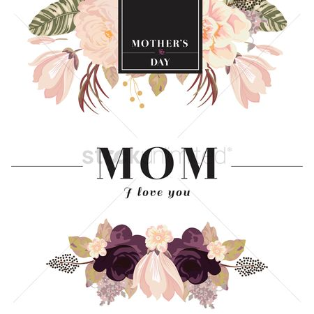 Thankful : Mother s day design