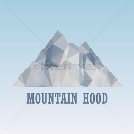 Oregon : Mountain hood