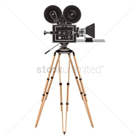 Photography : Movie camera
