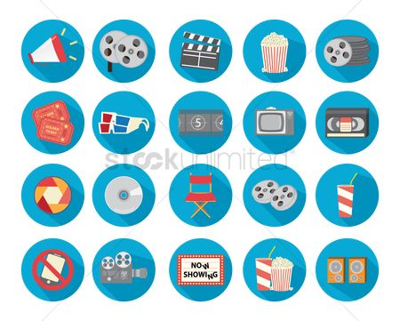 Shutters : Movie collection icons