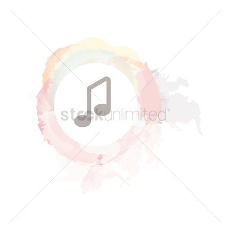 Free Music Note Player Stock Vectors | StockUnlimited