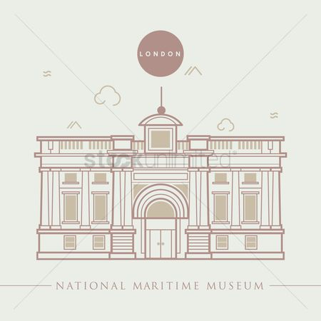 Museums : National maritime museum