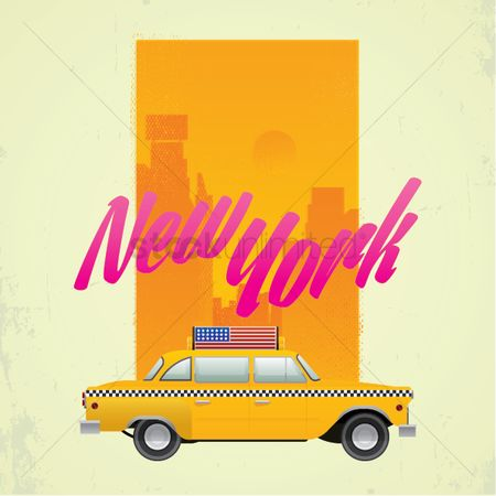 New york : New york taxi