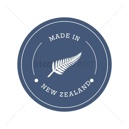 Silver : New zealand product label design