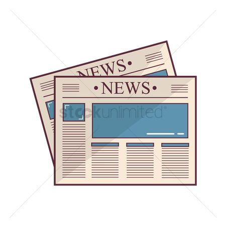 Icons news : Newspapers