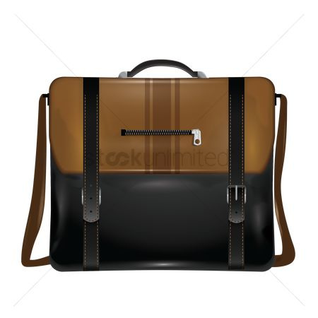 Portfolio : Office bag