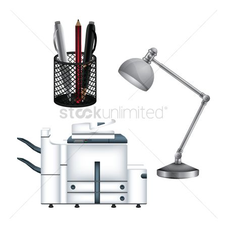 Machines : Office equipment
