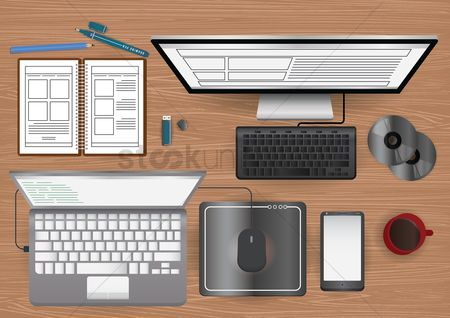 Pad : Office workspace design