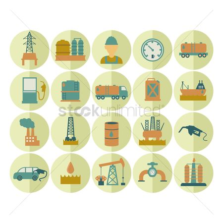 Machineries : Oil and gas equipment
