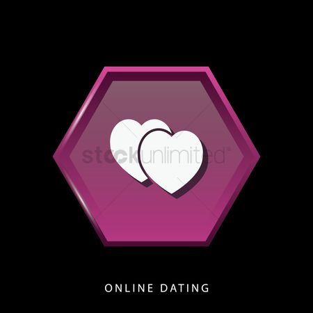 Online dating icon : Online dating icon
