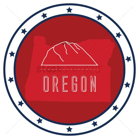 Oregon : Oregon sticker