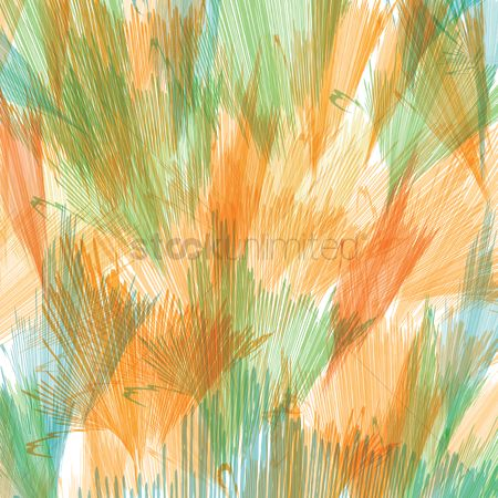 Brushes : Painted background design