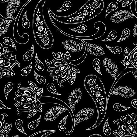 Wallpaper : Paisley background