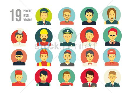 Workers : People icon