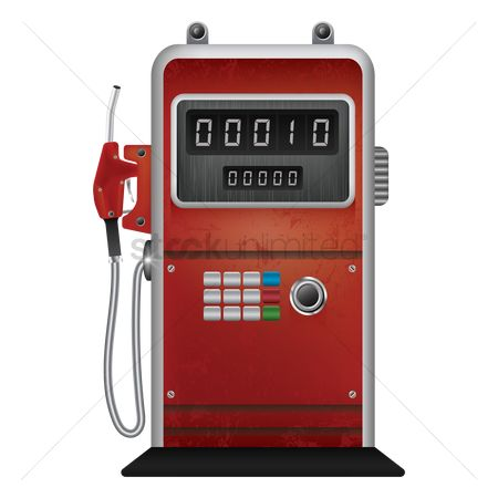 Tanks : Petrol pump
