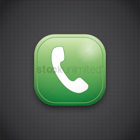 User interface : Phone call icon
