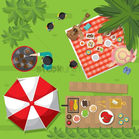 Slices : Picnic