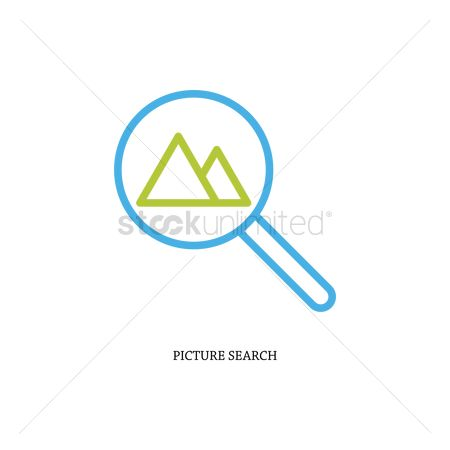 Photography : Picture search concept