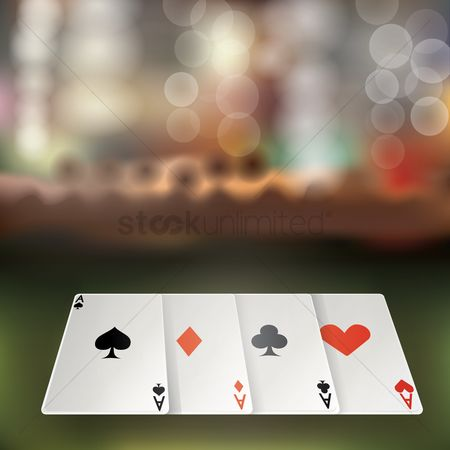 Casinos : Playing cards