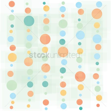 Wallpapers : Polka dots pattern