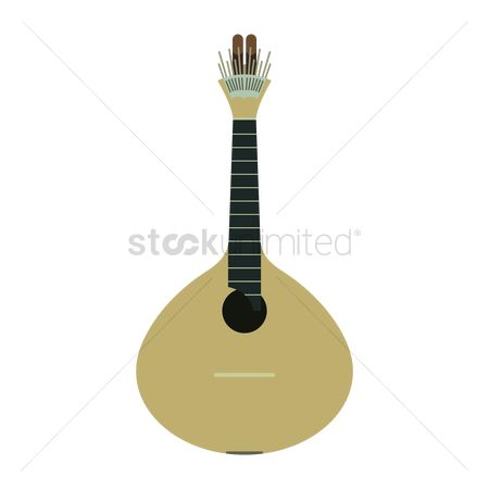 Stringed : Portuguese guitar