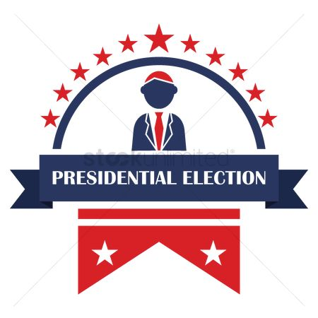 Votes : Presidential election label