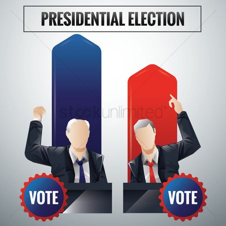 Votes : Presidential election