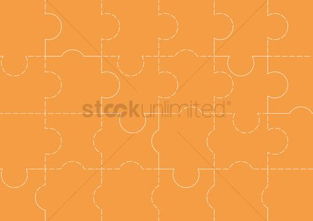 Jigsaw : Puzzle background