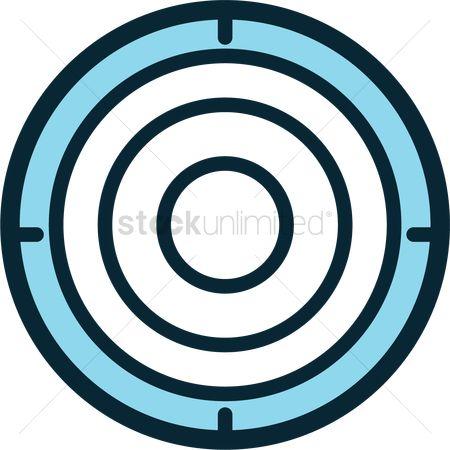 Free Radar Icon Stock Vectors Stockunlimited