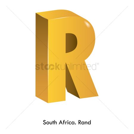 Free Rand Currency Symbol Stock Vectors Stockunlimited
