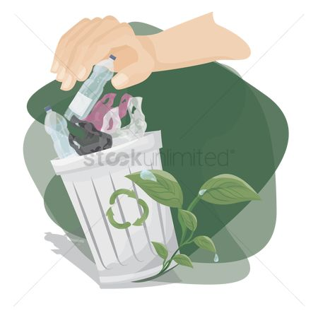 Wastage : Recycling and conservation
