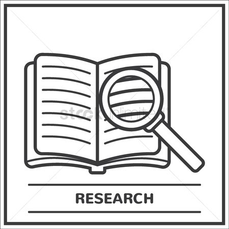 Researching : Research concept