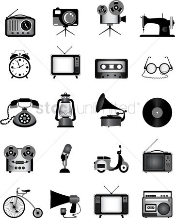 Microphones : Retro icons